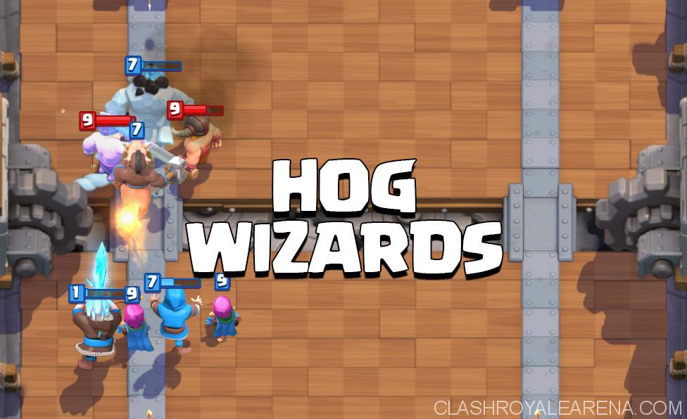 Hog Double Wizard