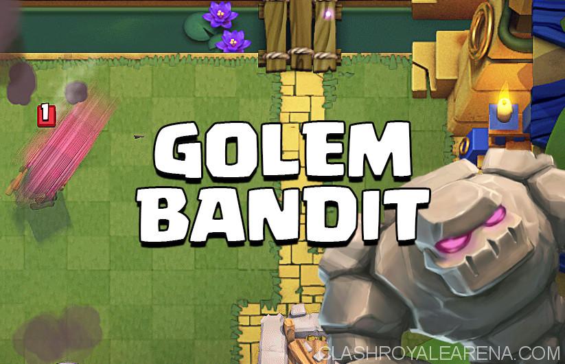 Golem Bandit