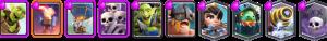 best draft challenge cards
