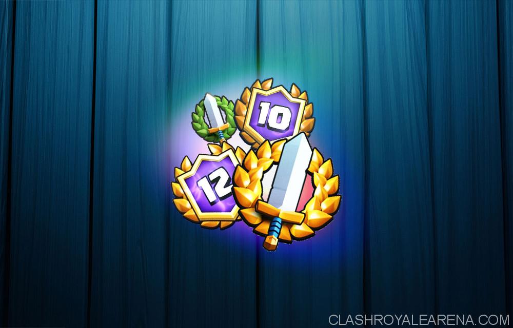 clash royale challenges