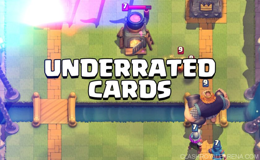 underrated cards