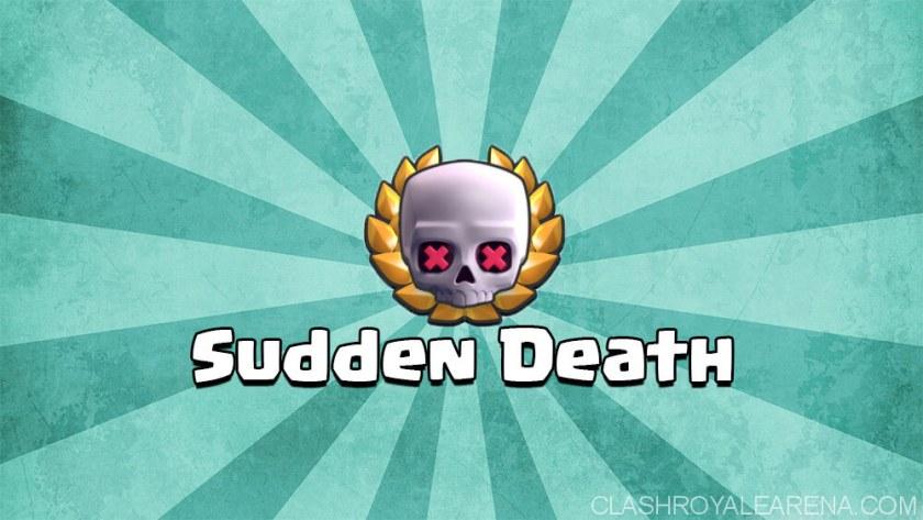 sudden death challenge