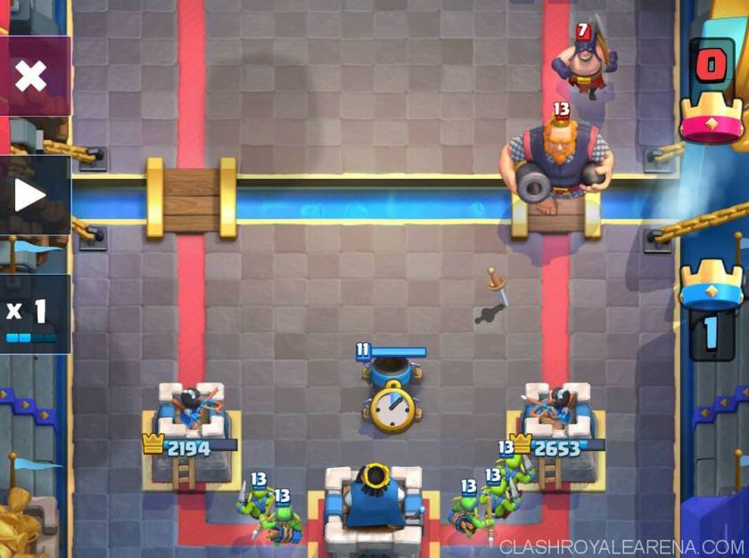 mortar vs royal giang