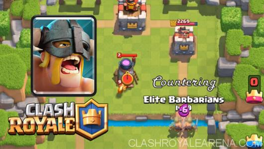 Countering Elite Barbarians.