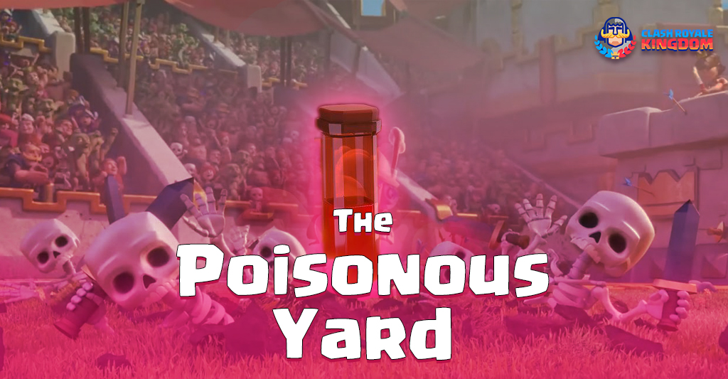 Graveyard Poison Combo – The Poisonous Yard