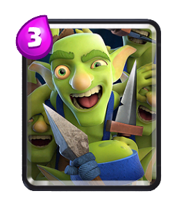 goblin gang-card-Clash-Royale-Kingdom