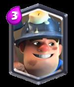 Miner Card-Clash-Royale-Kingdom