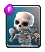 Skeletons-Card-Clash-Royale-Kingdom