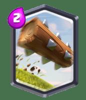 the log-card-clash-royale-kingdom