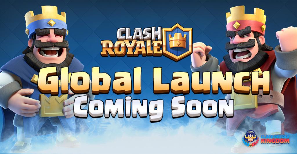 Global Launch Arriving Soon