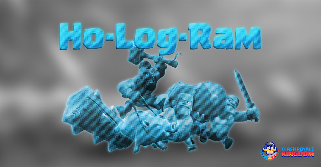 HoLogRam – Hog, Log & Battle Ram Combo