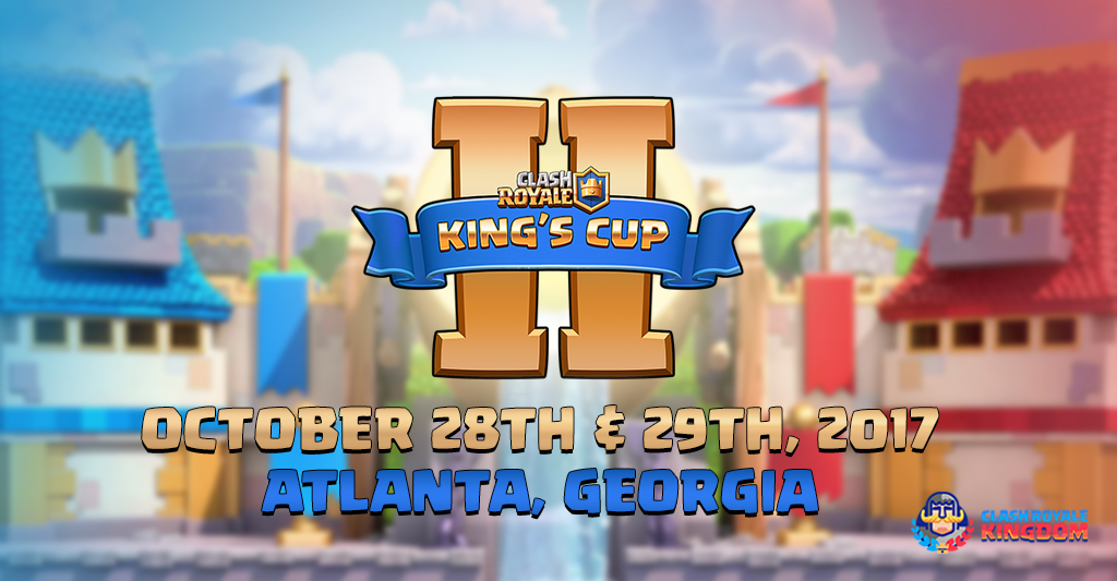 king's cup-is-Back-(King's Cup II)-Clash-Royale-kingdom