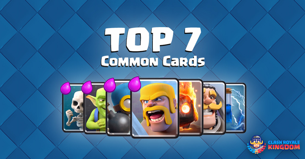 Top 7 Common Cards