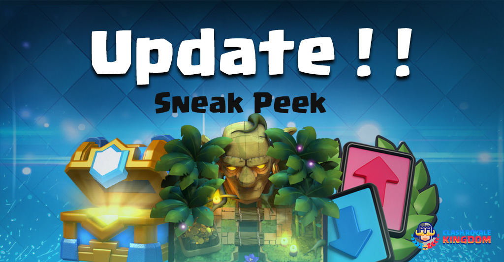 Next Update Sneak Peek