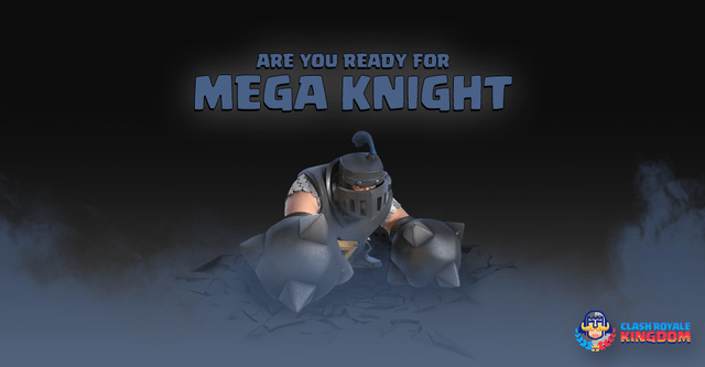 A New Legendary Card is Coming! – Mega Knight Sneak Peek
