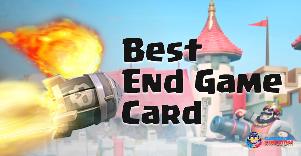 Best End-Game Spell Cards
