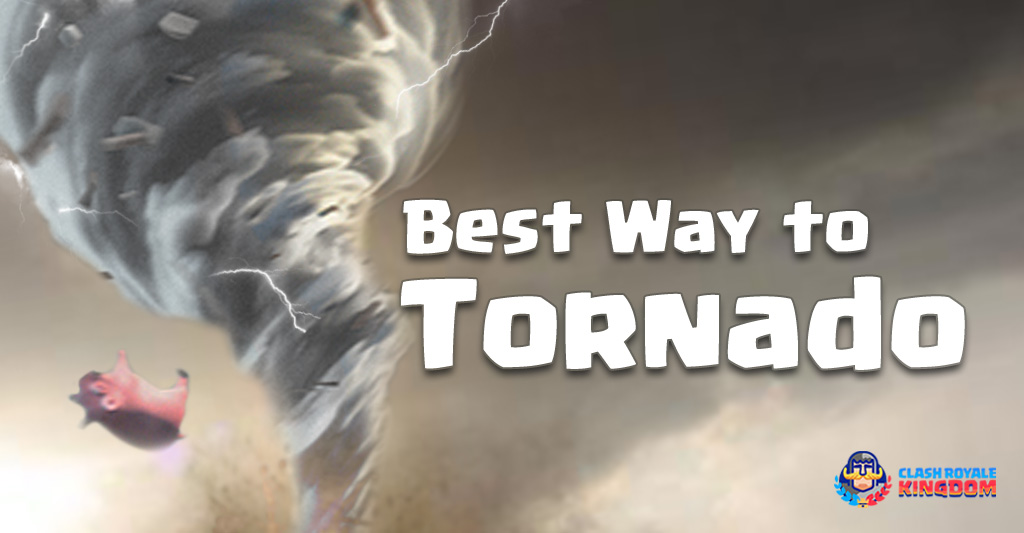 Best Way to Use Tornado