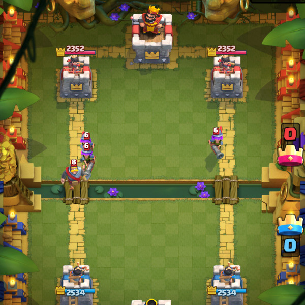 fabulous-3-musketeers-with-horde-ram-clash-royale-kingdom