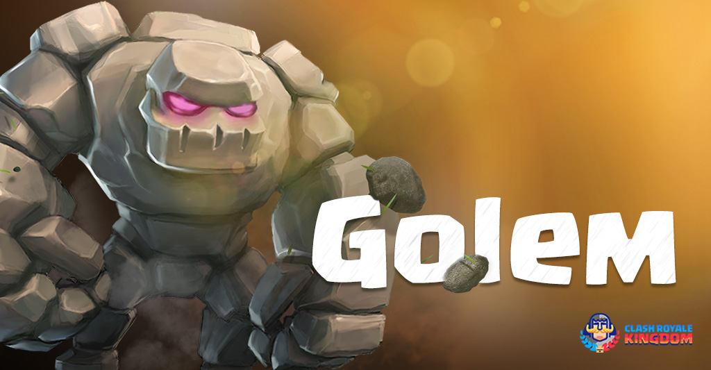 Golem-Clash-Royale-Kingdom