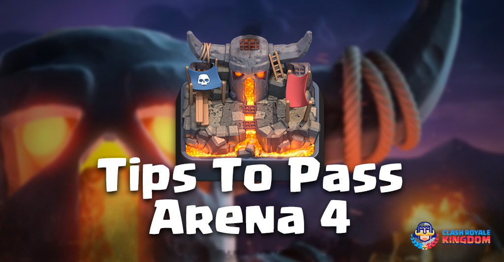 Tips to Pass Arena 4