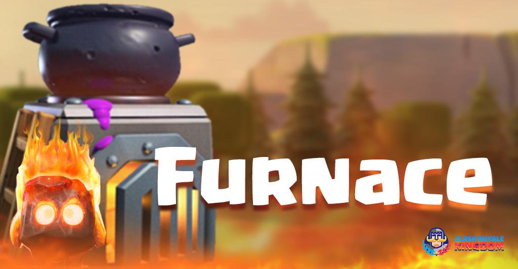 Furnace and Its Burned Spirits
