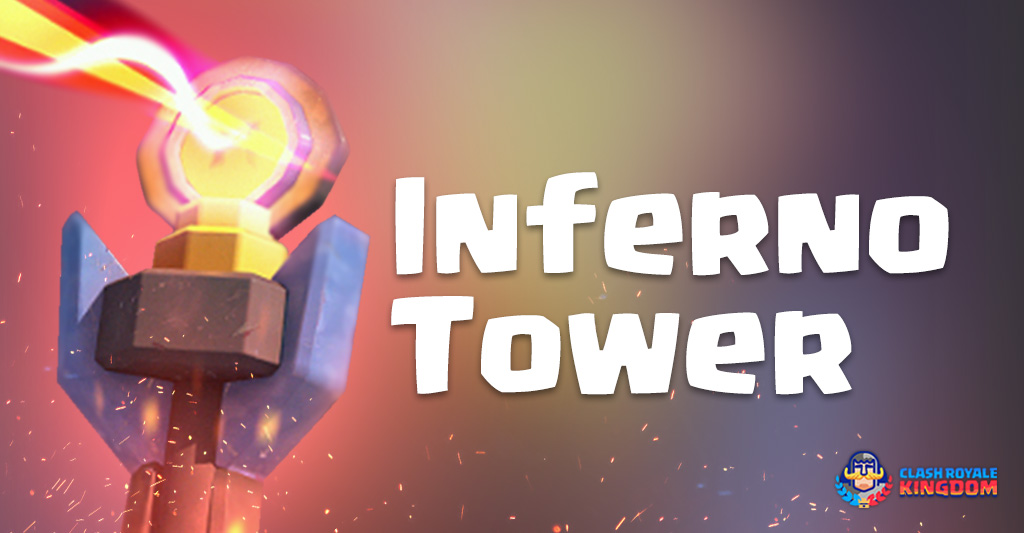 Burn Them Down Using Inferno Tower
