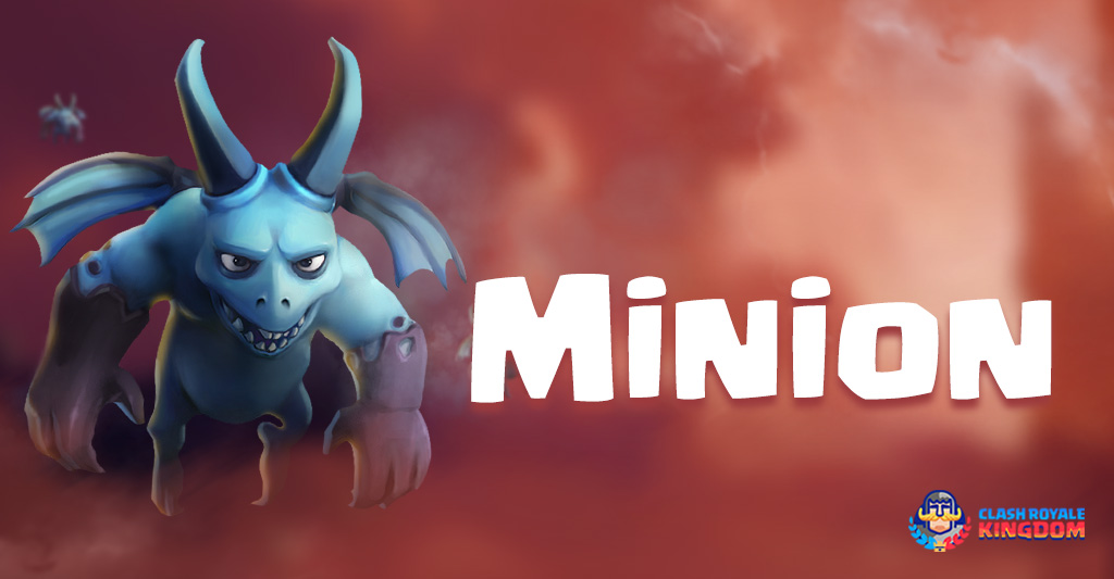 Minions – Three Blue Flying Hordes