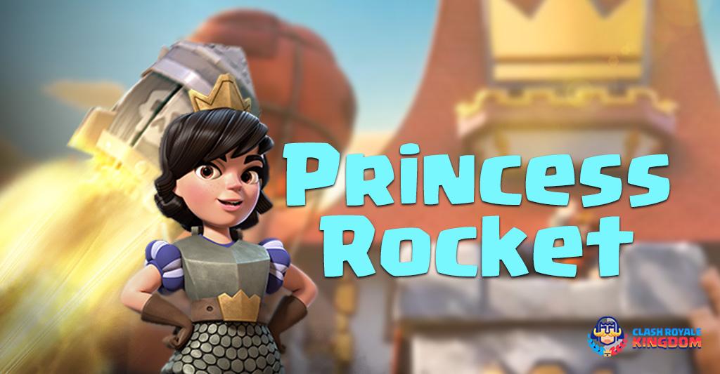 Princess Rocket Deck