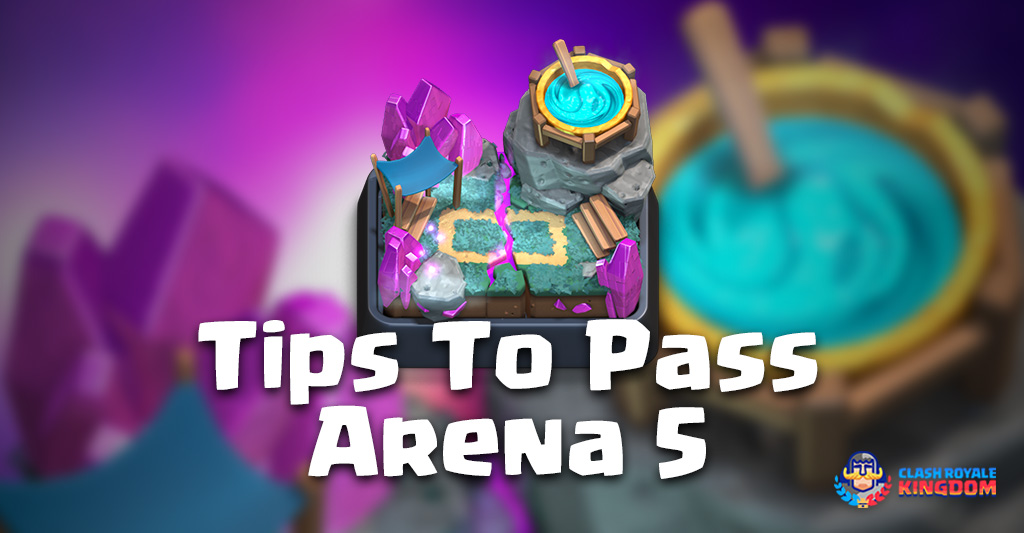 Tips to Pass Arena 5