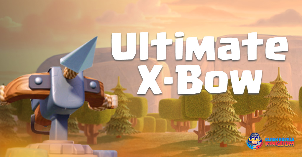 Ultimate X-BOW