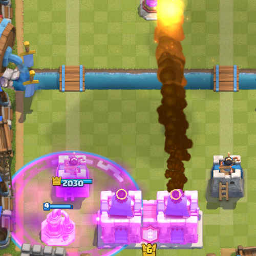 elixir collector clash royale-rage