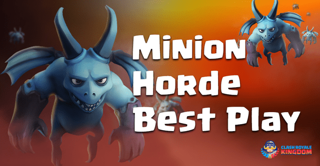 Minion Horde Best Gameplay – Strategies – Deck