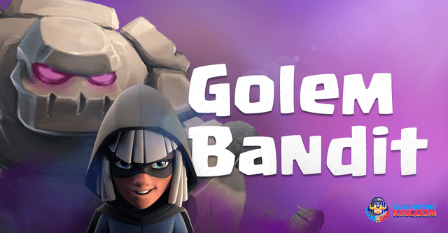 Nothing Touches Bandit – Golem Bandit