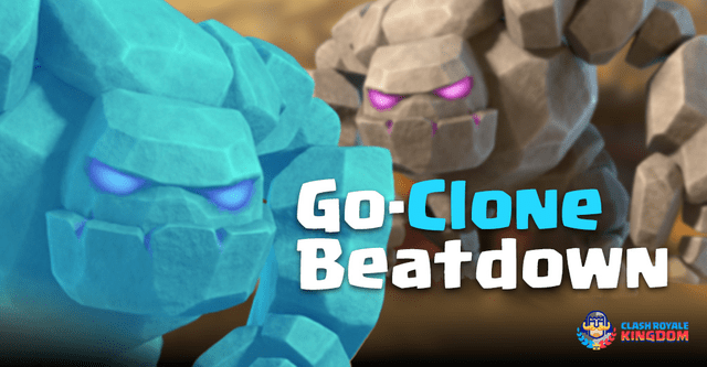 Go Clone Another Golem Night Witch Clash Royale Kingdom