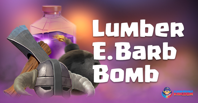 Lumberjack Elite Barbarians with Bomb Carriers