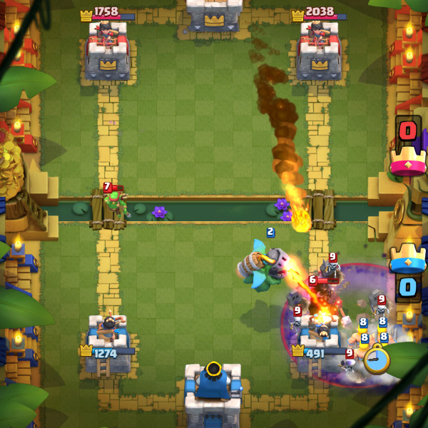 Giant-hog-rider-on-skeletons-party-clash-royale-kingdom