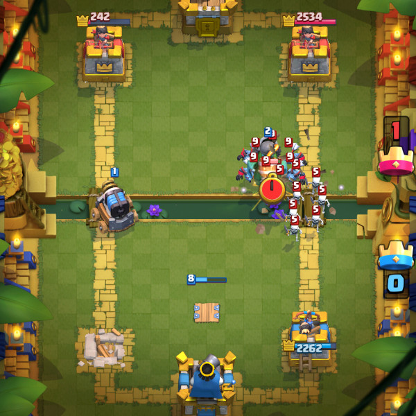 Skeleton-Barrel-Horde-Deck-clash-royale-kingdom