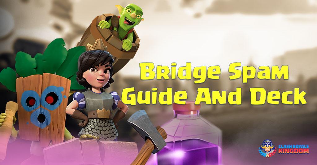Pro Guide for Bridge Spam