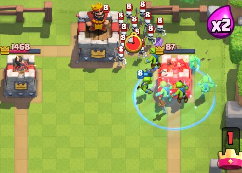 clone-goblin barrel