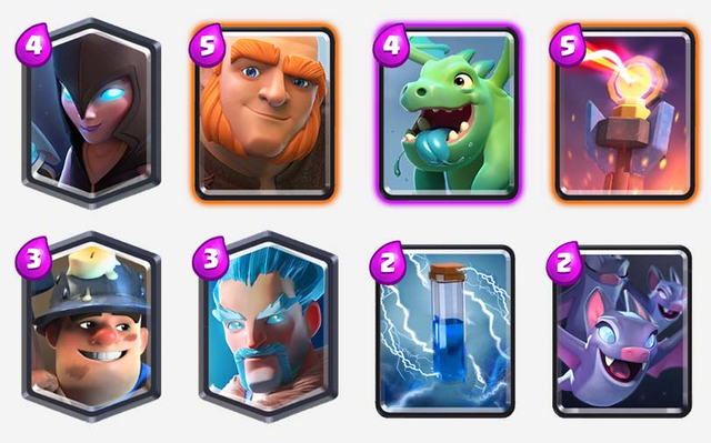 5-Best-Decks-and-Guide-for-Triple-Elixir-Challenge-clash-royale-kingdom