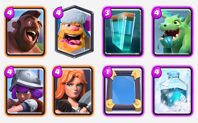 Clone-and-Lumberjack-in-Hog-Rider-Deck-clash-royale-kingdom