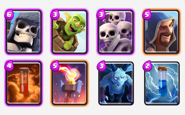 Giant-Skeleton-Deck-Without-Legendary-clash-royale-kingdom