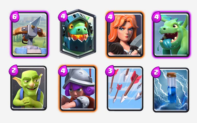 Best-X-bow-Deck-in-Clash-Royale-clash-royale-kingdom