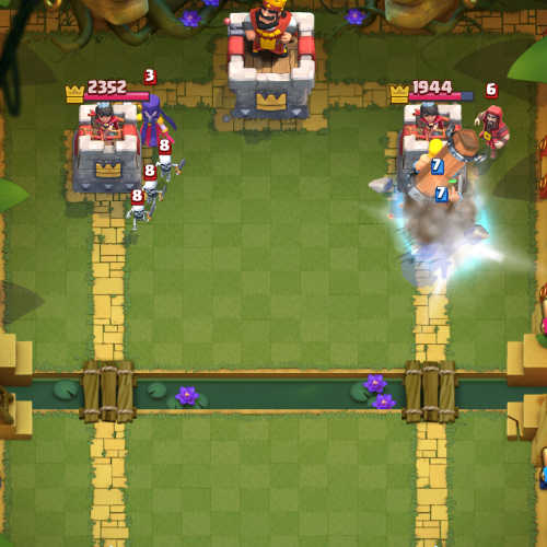 Prince-Battle-Ram-Deck-and-Strategies-clash-royale-kingdom