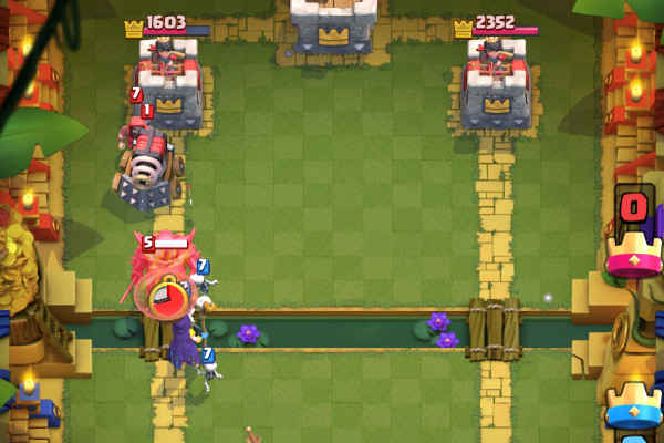 sparky legendary card-pekka-wizard