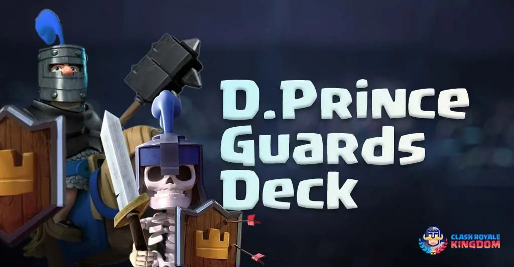 Dark Prince Guards Deck