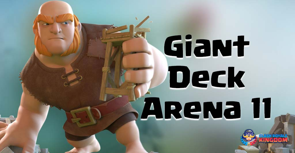 The Best Giant Deck Arena 11