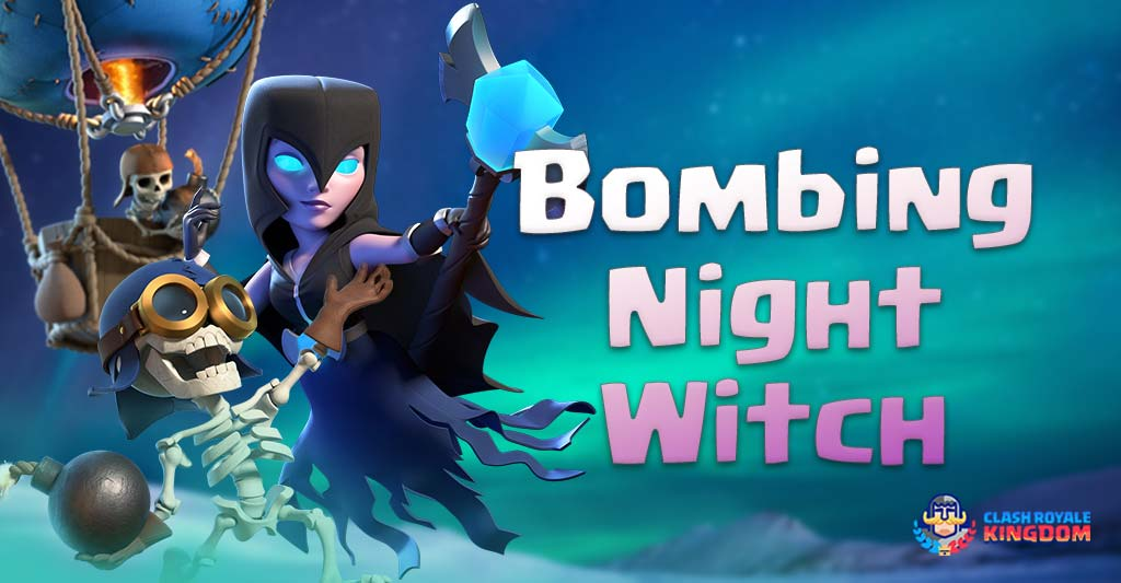 The Bombing Night Witch Deck