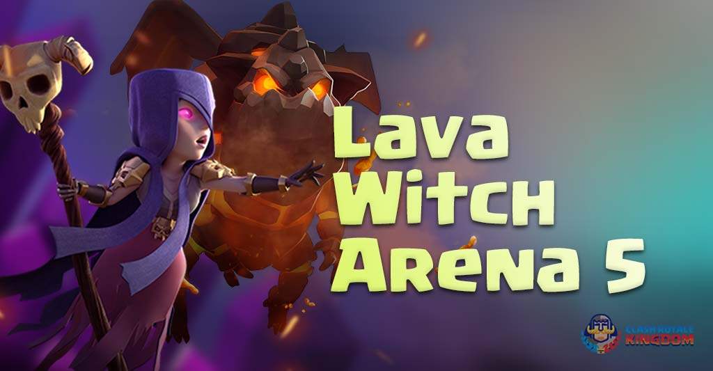 Lava Witch Deck for Arena 5