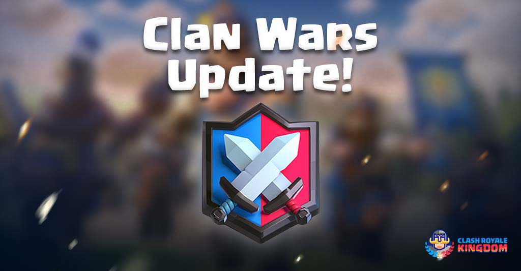 The Clan Wars Update!